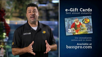 Bass Pro Shops Christmas Sale TV Spot, 'Slippers and e-Gift Cards' - Thumbnail 7