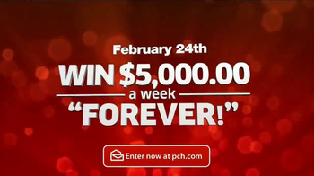 Publishers Clearing House TV Spot 'Even Better: February 2017' - Thumbnail 8