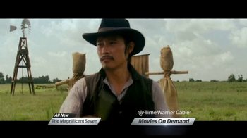 Time Warner Cable On Demand TV Spot, 'The Magnificent Seven' - Thumbnail 5