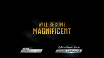 Time Warner Cable On Demand TV Spot, 'The Magnificent Seven' - Thumbnail 6