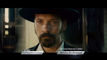 Time Warner Cable On Demand TV Spot, 'The Magnificent Seven' - Thumbnail 7