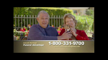 Lincoln Heritage Funeral Advantage TV Spot, 'Protect Your Loved Ones' - Thumbnail 2