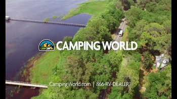 Camping World TV Spot, 'Connect to Nature' - Thumbnail 9