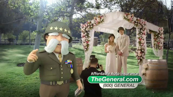 The General TV Spot, 'Wedding' - Thumbnail 8