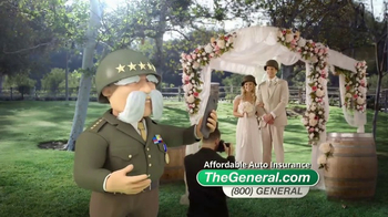 The General TV Spot, 'Wedding' - Thumbnail 9
