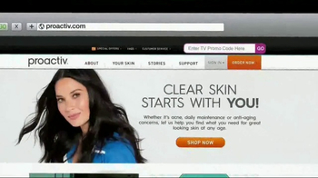 Proactiv TV Spot, 'Towel Drop' Featuring Olivia Munn - Thumbnail 8