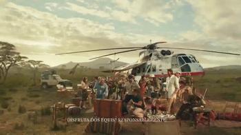 Dos Equis TV Spot, 'El nuevo hombre más interesante: arena' [Spanish] - 593 commercial airings