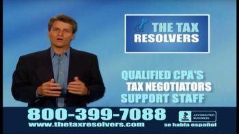 The Tax Resolvers TV Spot, 'Take the Stress'