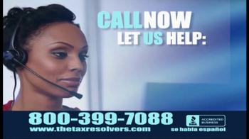 The Tax Resolvers TV Spot, 'Take the Stress' - Thumbnail 3