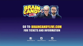 Brain Candy Live TV Spot, 'Blow Your Mind' Featuring Adam Savage - Thumbnail 8