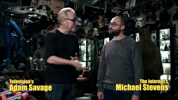 Brain Candy Live TV Spot, 'Blow Your Mind' Featuring Adam Savage - Thumbnail 2