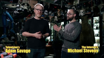 Brain Candy Live TV Spot, 'Blow Your Mind' Featuring Adam Savage - Thumbnail 3