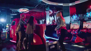 Dave and Buster's TV Spot, 'Rock 'Em Sock 'Em Robots Arcade Game' - Thumbnail 4