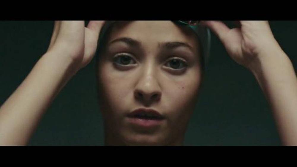 VISA TV Commercial, 'The Swim' Featuring Yusra Mardini