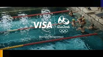 VISA TV Spot, 'The Swim' Featuring Yusra Mardini - Thumbnail 9