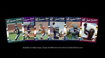 Panini NFL Trading Cards TV Spot, '2016 Rookies Get Ready To Hit The Field' - Thumbnail 10