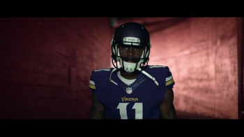 Panini NFL Trading Cards TV Spot, '2016 Rookies Get Ready To Hit The Field'
