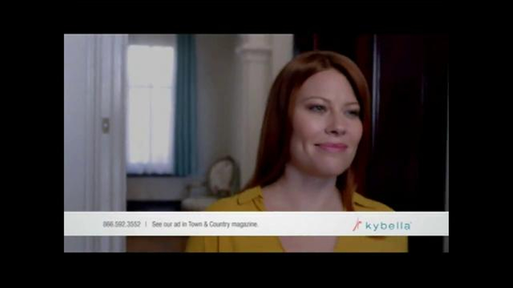 KYBELLA TV Commercial, 'Adra's Portrait in Action'