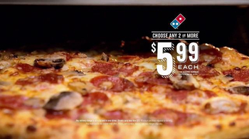 Domino's Salads TV Spot, 'Every Six Seconds' - Thumbnail 5