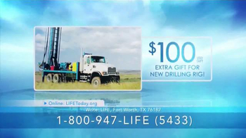 LIFE Outreach International TV Spot, 'Mission: Water For Life' - Thumbnail 4