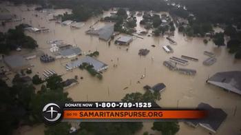 Samaritan's Purse TV Spot, 'Louisiana Floods' - Thumbnail 2