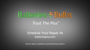 Batteries Plus Bulbs TV Spot, 'How'd You Break Your Cell Phone?' - Thumbnail 9