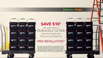 Batteries Plus TV Spot, 'Deals You Want: Duracell' - Thumbnail 5
