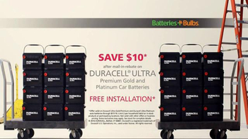 Batteries Plus TV Spot, 'Deals You Want: Duracell' - Thumbnail 7