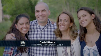 USAA TV Spot, 'Member Voices: Rivera Family' - Thumbnail 1