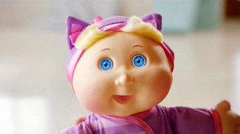 Cabbage Patch Kids Baby So Real TV Spot, 'Pretty Eyes'