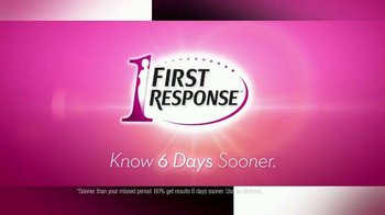 First Response Pregnancy Pro TV Spot, 'Know More' - Thumbnail 2