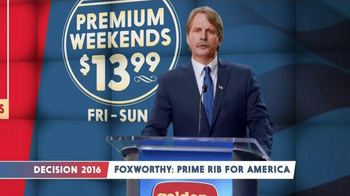 Golden Corral TV Spot, 'Decision 2016' Featuring Jeff Foxworthy - Thumbnail 2