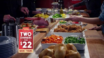 Golden Corral TV Spot, 'Decision 2016' Featuring Jeff Foxworthy - Thumbnail 3