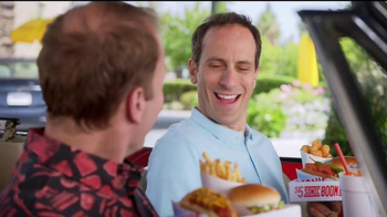 Sonic Drive-In $5 SONIC Boom Box TV Spot, 'Funky Lincoln' - Thumbnail 3
