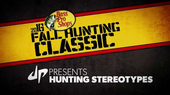 Bass Pro Shops Fall Hunting Classic TV Spot, 'Hunting Stereotypes: Calls' - Thumbnail 1