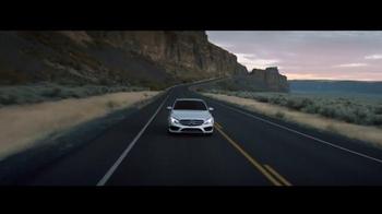 2016 Mercedes-Benz C 300 TV Spot, 'Conquer It All: One Car' - Thumbnail 1