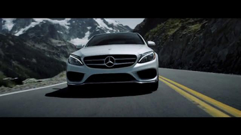 2016 Mercedes-Benz C 300 TV Spot, 'Conquer It All: One Car' - Thumbnail 2
