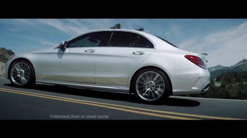 2016 Mercedes-Benz C 300 TV Spot, 'Conquer It All: One Car' - Thumbnail 4