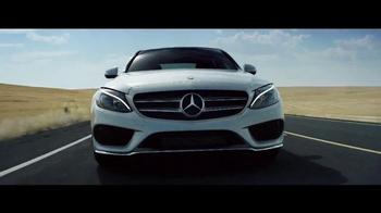 2016 Mercedes-Benz C 300 TV Spot, 'Conquer It All: One Car' - Thumbnail 5