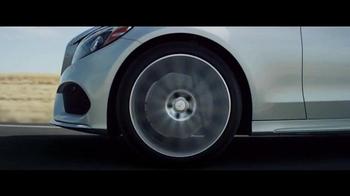 2016 Mercedes-Benz C 300 TV Spot, 'Conquer It All: One Car' - Thumbnail 7