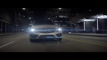 2016 Mercedes-Benz C 300 TV Spot, 'Conquer It All: One Car' - Thumbnail 8