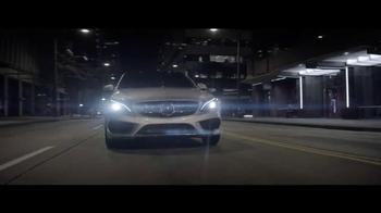 2016 Mercedes-Benz C 300 TV Spot, 'Conquer It All: One Car' - Thumbnail 8
