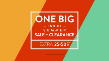 Overstock.com End of Summer Clearance Sale TV Spot, 'One Big End of Summer' - Thumbnail 5