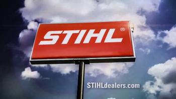 STIHL MS 170 Chainsaw & BG 50 Blower TV Spot, 'Warriors' - Thumbnail 8