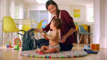 Johnson's Baby TV Spot, '¿Sin tiempo para la hora del baño?' [Spanish] - Thumbnail 3
