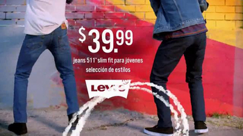 JCPenney TV Spot, 'Regreso a clases: Levi's' [Spanish] - Thumbnail 5