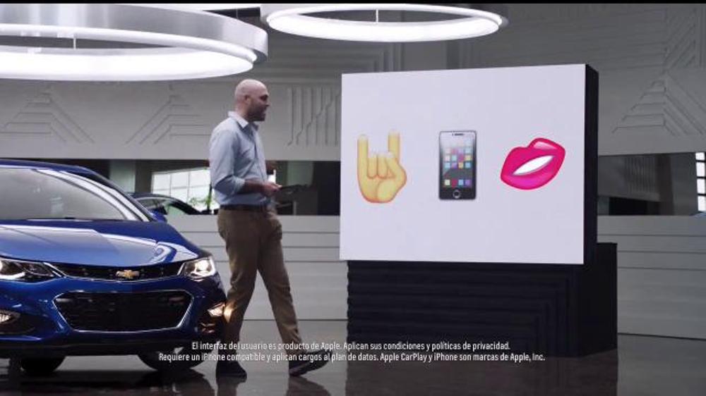 Chevrolet Etiqueta de Bono TV Commercial, 'Emojis: 2016 ...