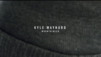 Nike TV Spot, 'Unlimited Will' Featuring Kyle Maynard - Thumbnail 1
