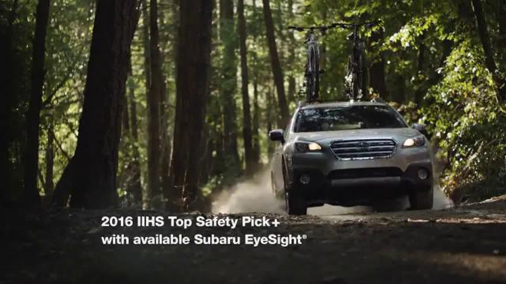 Subaru A Lot to Love Event TV Commercial, '2017 Outback ...