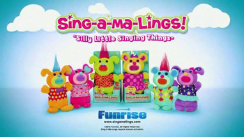 Sing-A-Ma-Lings TV Spot, 'Silly Little Singing Things' - Thumbnail 5